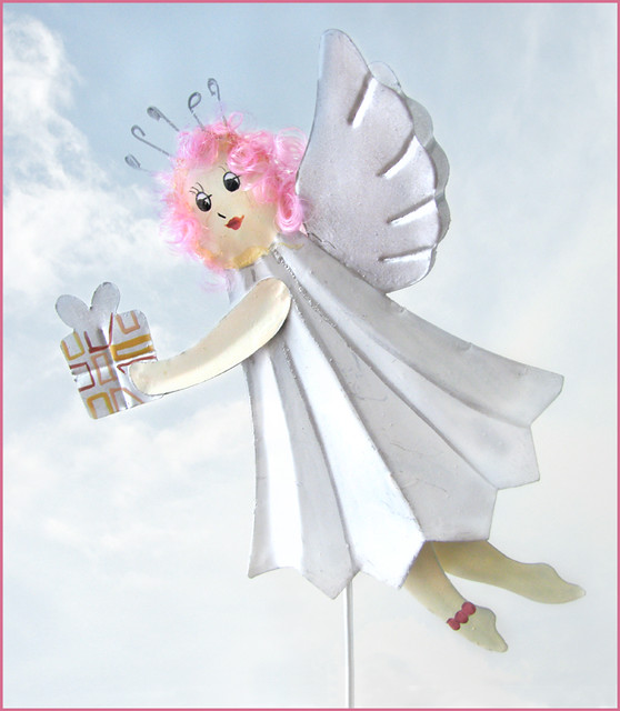 Fairily Pink Angel