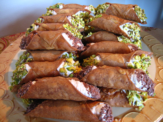 GF Cannoli! | recipe at Eat My Cake | By: jensteele | Flickr - Photo ...