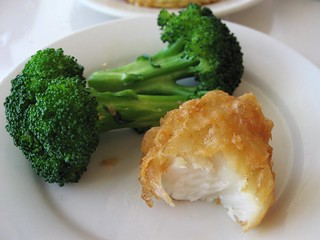 Deep-Fried Scallop
