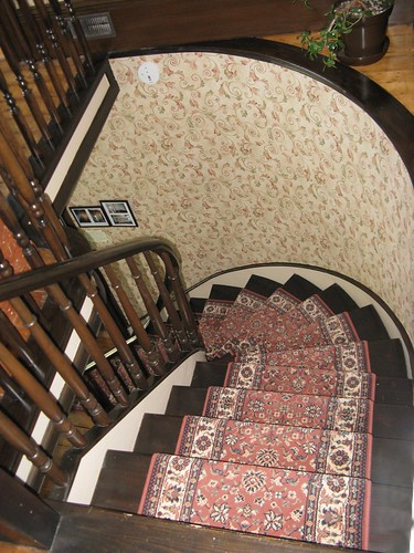 Bideford Parsonage Staircase