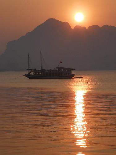 2009越南世遺遊下龍灣vịnhhạlong