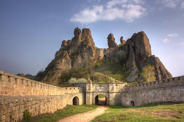 The Castle of Belogradchik