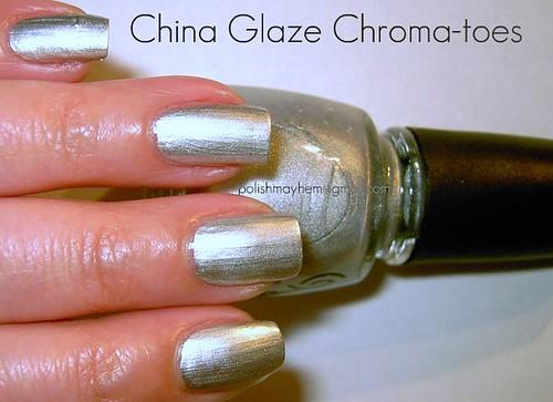 China Glaze Chroma-toes