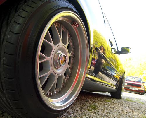 Nice Wide Porsche Rims