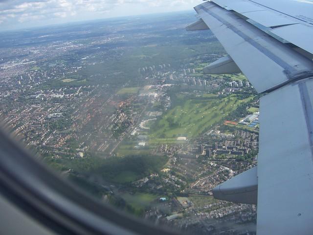 012 -En el avión