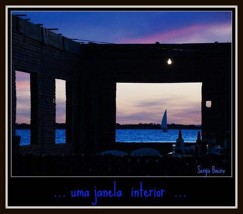 sunset pordosol brazil sun sol praia beach window water brasil sunrise landscape boat construction barco picture quadro paisagem janela pelotas paraiso amanhecer entardecer mywinners abigfave colorphotoaward platinumheartaward