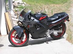 1988 Honda Hurricane CBR600F