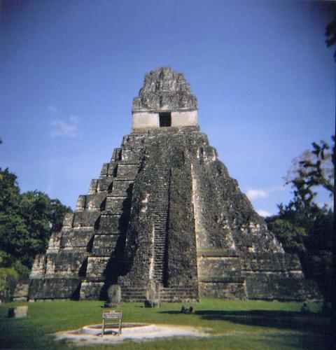 Tikal Holga 39/365