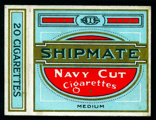 Cigarette Packet - SCWS Shipmate by cigcardpix
