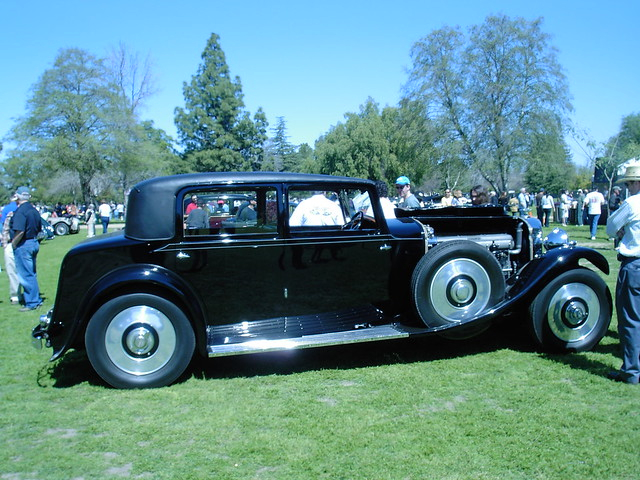 Lord K S Garage 183 The Great Bentley Dieselpunks