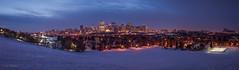 Edmonton - Blue Hour