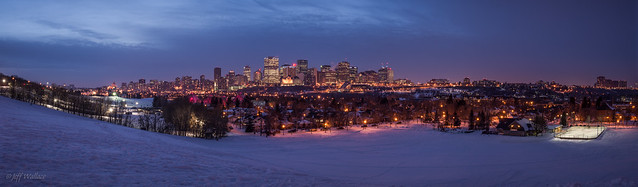 Edmonton - Blue Hour