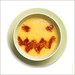 Halloween pumpkin soup by Mara Fribus
