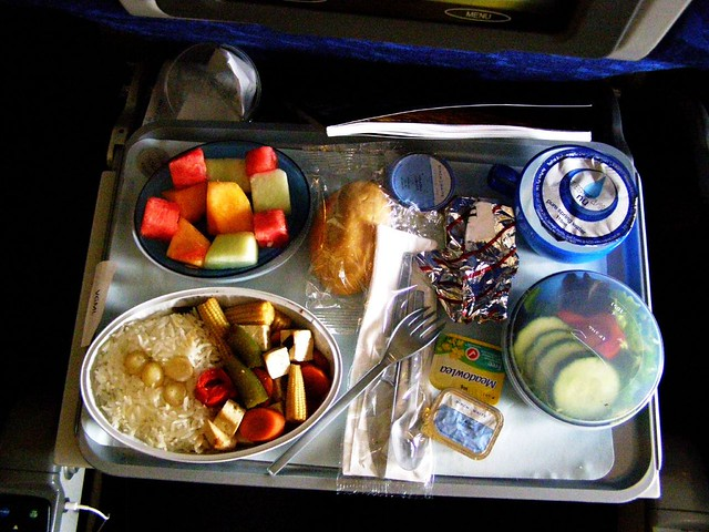Best Vegetarian Meal, British Airways