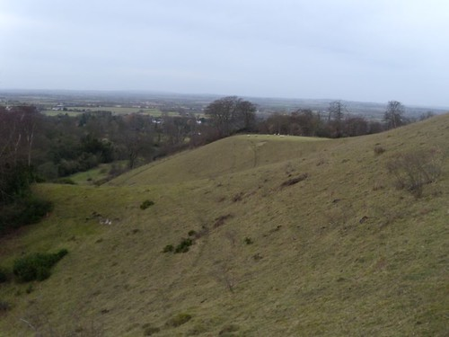 Nearing Ellesborough