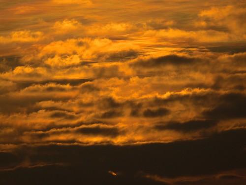 sunset sky sun clouds geotagged poland polska polen polonia zachod mazowsze chmury niebo slonce kurdwanow mazovia kurdwanów geo:lat=52129431 geo:lon=20248232