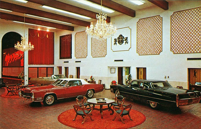Ferraro Cadillac - Springfield, Pennsylvania U.S.A. - 1968