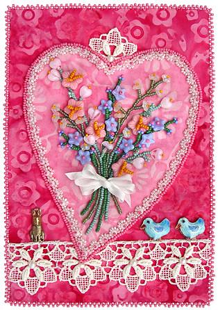 Valentine for Little Robin