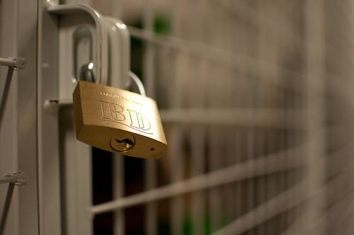 the lock at 35