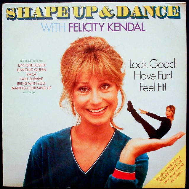 Shape Up and Dance with Felicity Kendall