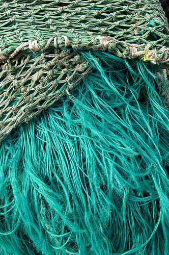fishing nets by Alida's Photos