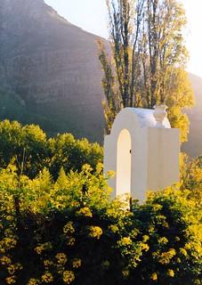 Stellenbosch Oude Necter Estate