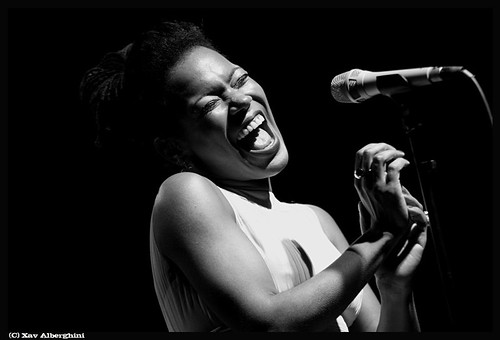 China Moses @ Bataclan // Blue note festival