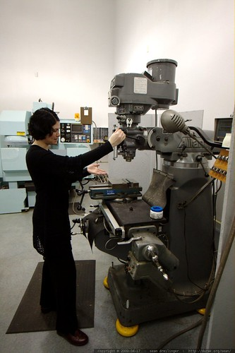 this is a lot bigger than the one we had at home... wait, that's not a drill press!    MG 2017