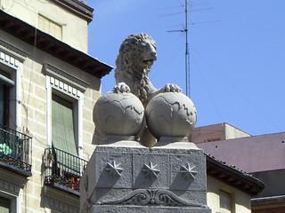 Madrid - Calle Toledo - La Fuentecilla