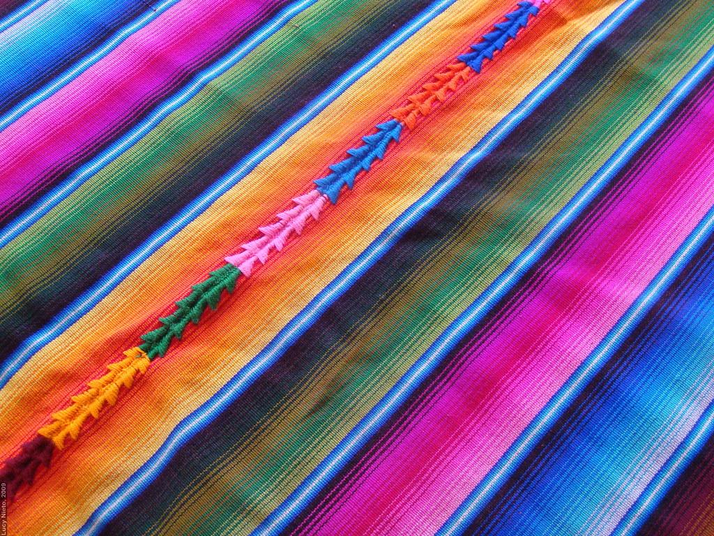 Zarape - México 3412