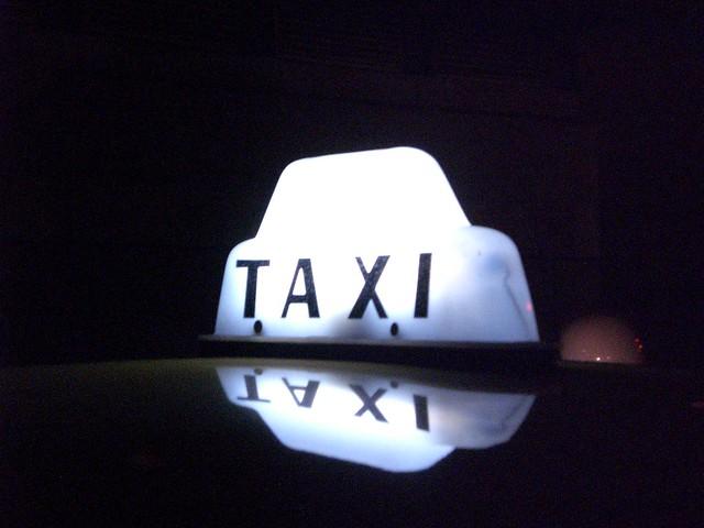 taxi 計程車