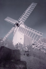 Oldland Windmill Infrared