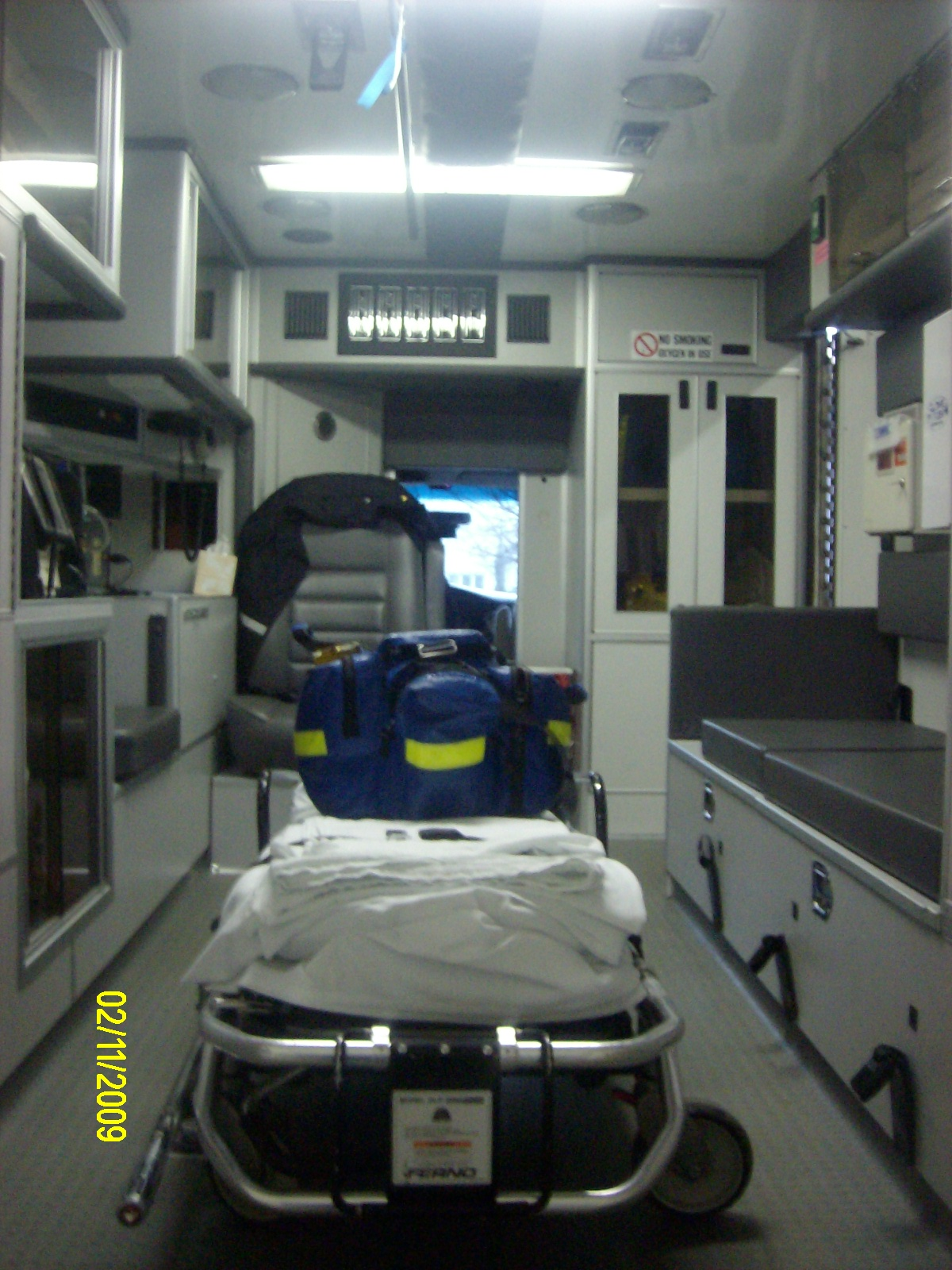 Inside Ambulance Inside an ambulance forInside Ambulance Truck