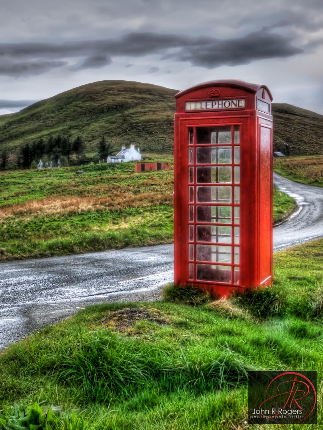 Red Phone – JohnRRogers com Blog