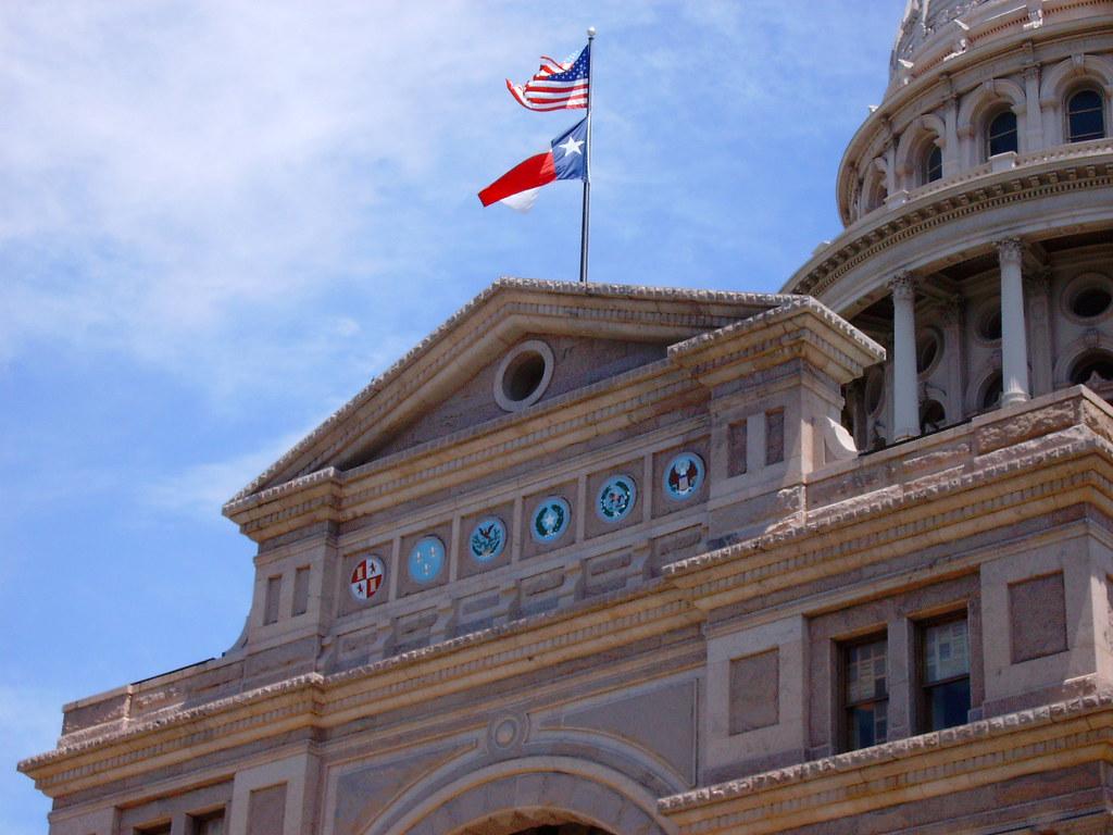 Texas State Capitol Detail (Austin, Texas)