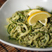 Raw Lemon Pesto Noodles