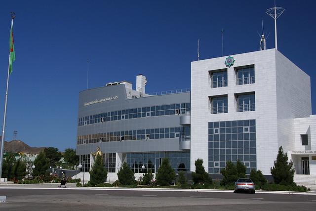 Turmenbashi City Port - Turkmenistan