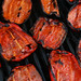 Charred Red Bell Peppers