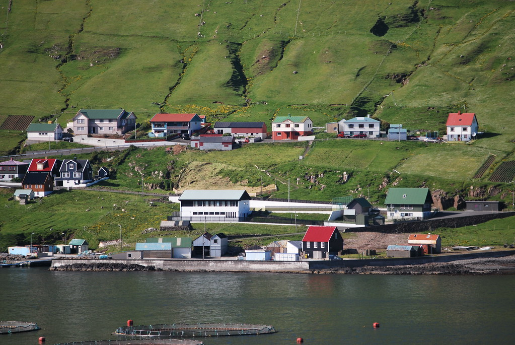 Stapin í Hovi, Suðuroy, Faroe Islands