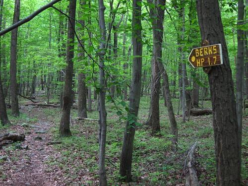 trail marker appalachiantrail trail:name=appalachiantrail trail:mile=1191