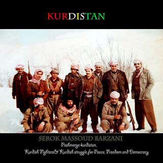 Serok Barzani Peshmerge kurdistan