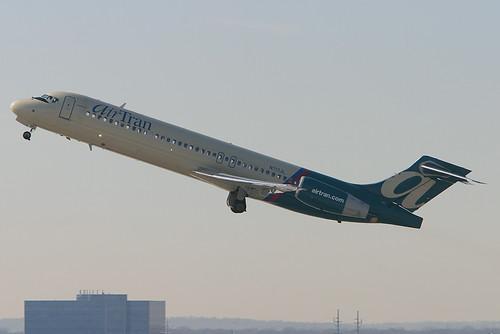 airTran Airways Boeing 717-2BD N717JL