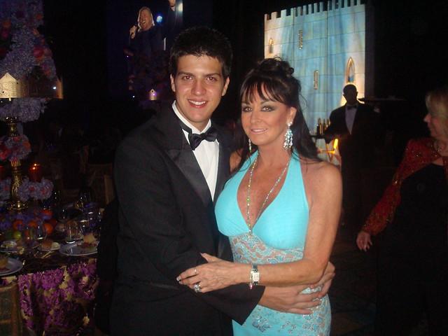 Marco Giustino and Linda Gibb