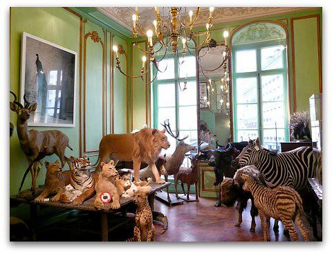 Hotel Paris Deyrolle