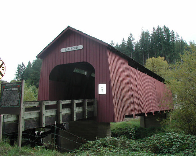 Chitwood Covered Bridge Flickr Photo Sharing