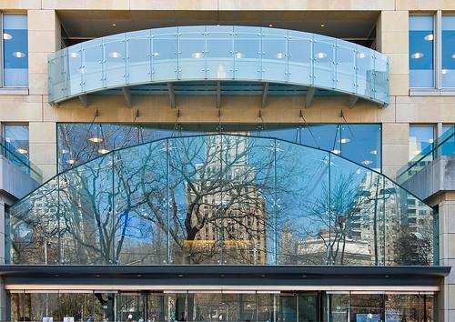 washington-square-park-reflected