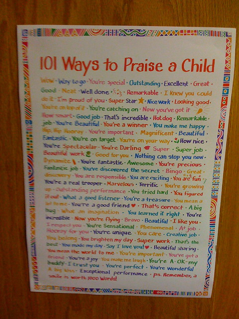101 ways to praise a child explore wesley fryer s photos o