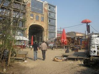 Kunsthaus Tacheles in Berlin