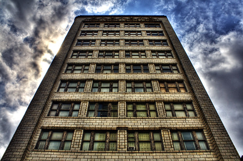 sky sun building brick mobile architecture clouds canon eos rebel photo downtown alabama architectural historic architect historical hdr highdynamicrange xsi mobilealabama downtownmobile 450d