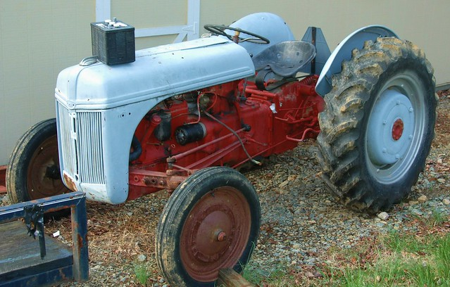 1948 Ford 9n Tractor : Ford tractor flickr photo sharing